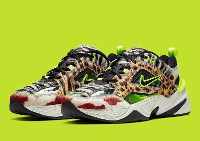 """2626e550983 EffortlesslyFly.com - Online Footwear Platform for the Culture: Nike M2K  Tekno """"Animal Pack"""""""