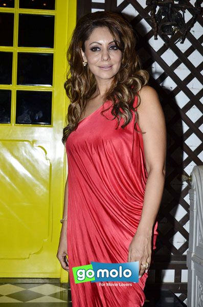 Gauri Khan at her 'The Design Cell' preview in Mumbai