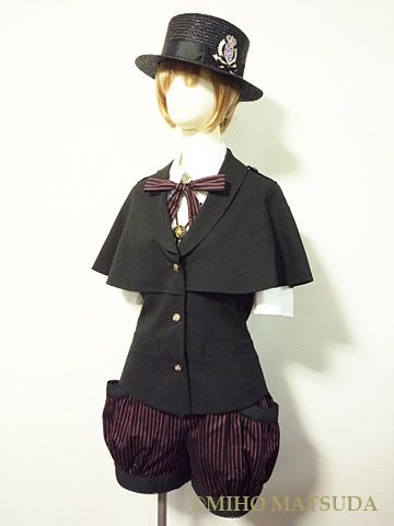$MIHO MATSUDA-130509-1 Antlers Classic dance/Adventure outfit {one of them}