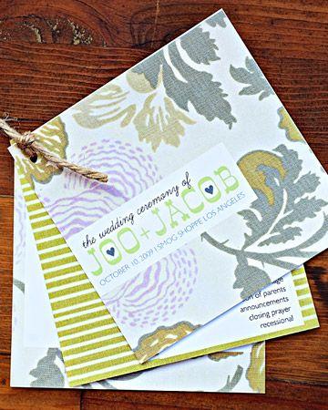 Casual Corner Bound Program Featuring patterns of fabrics