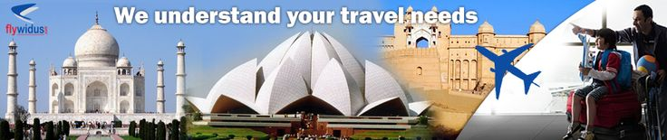 Flywidus.com With 5 years of hands-on experience in various services like Air and Railway ticketing, Hotel reservations and Holiday Packages , our team instantly adapted to the online booking process and thanks to their hard work and dedication, today we are one of the top travel Portal in India.
