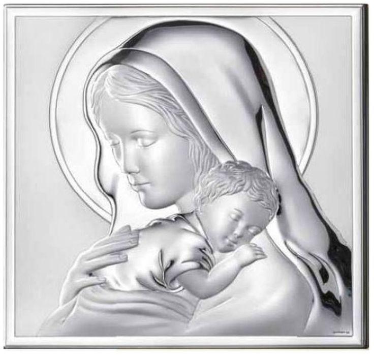 Obrazek Matka Boska z Dzieciątkiem - (M#000524) [PasazHandlowy.eu]