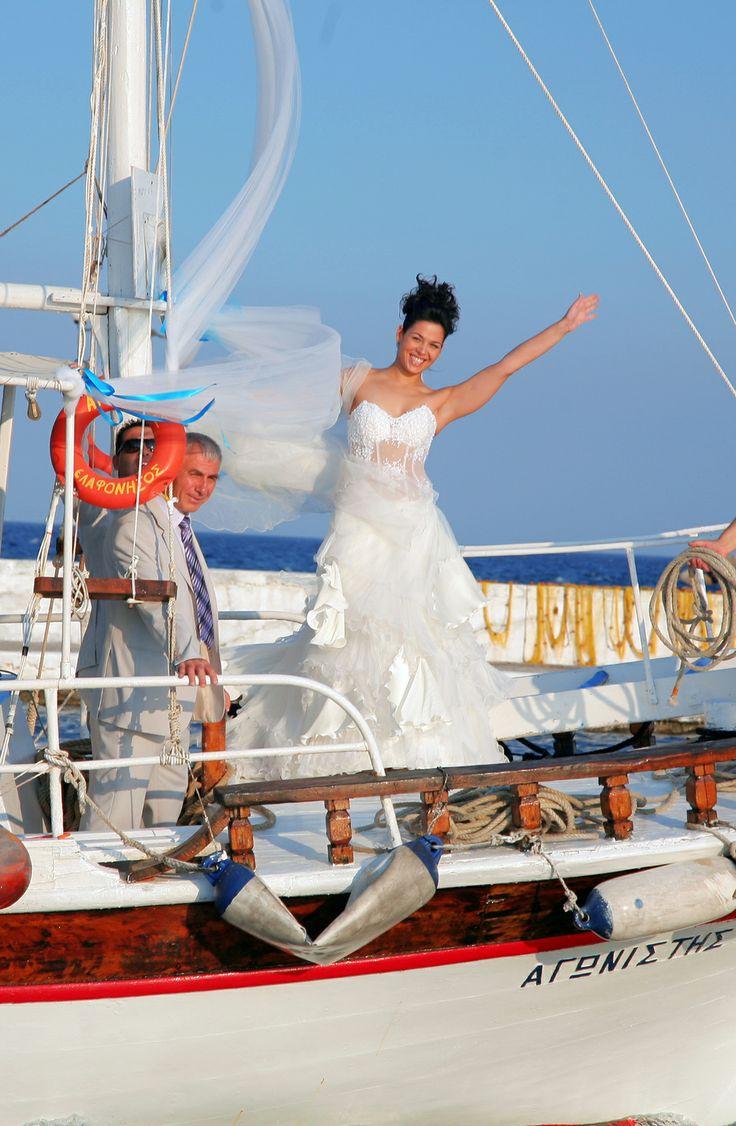 γάμος στην Ελαφόνησο..