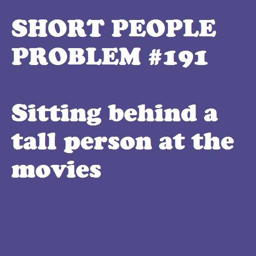 Short People Problem #191