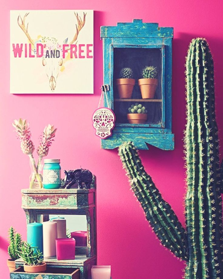 OBSESSED with the new Mexican-themed homeware in Primark. Such great colours and…