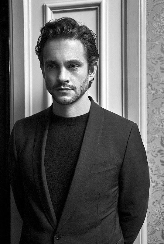 Hugh Dancy HOT DAMN EGGS AND HAM