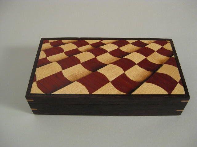 Flag box - by bluemax @ LumberJocks.com ~ woodworking community