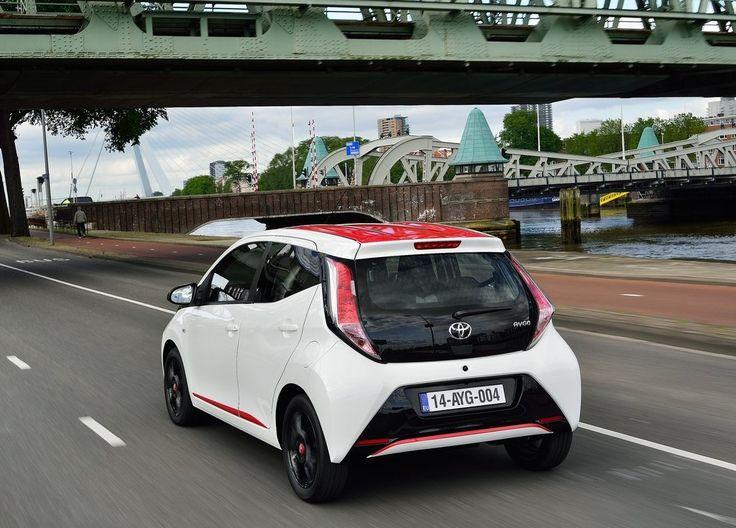 Toyota Aygo : une version électrique en préparation
