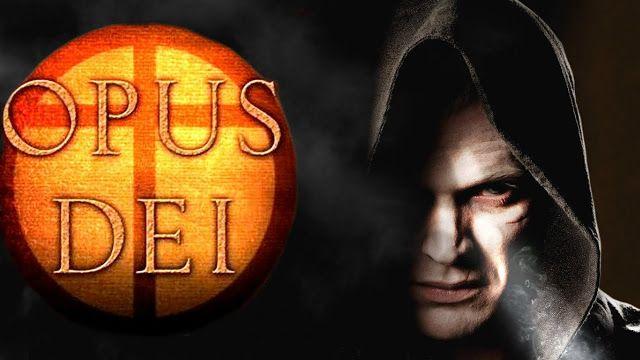 """Existe um poderoso grupo secreto na igreja católica chamado """"Opus Dei"""".      No livro o..."""