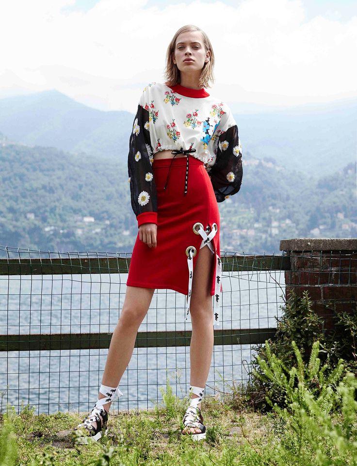 Au Jour Le Jour Resort 2017 Collection Photos - Vogue