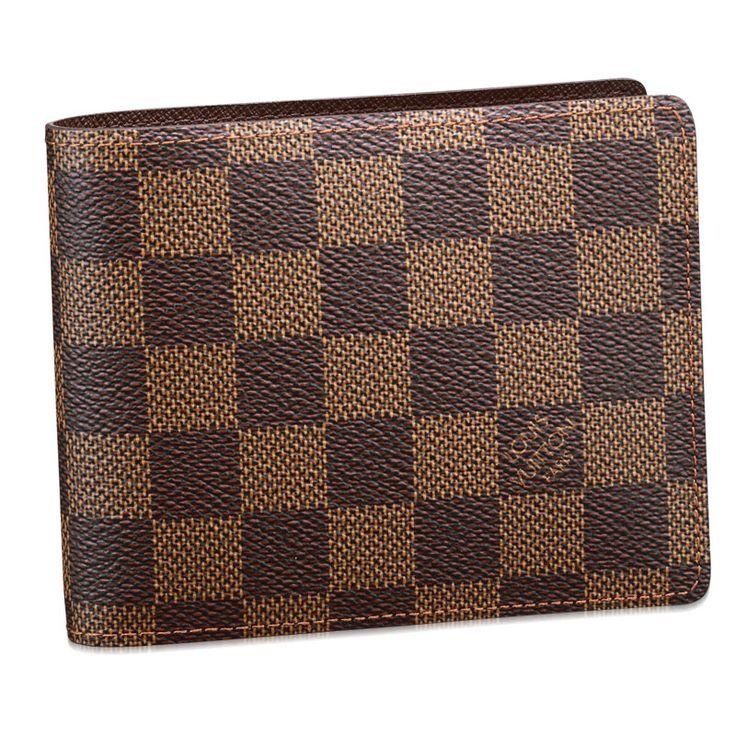 N60011 Louis Vuitton Damier Canvas Wallet