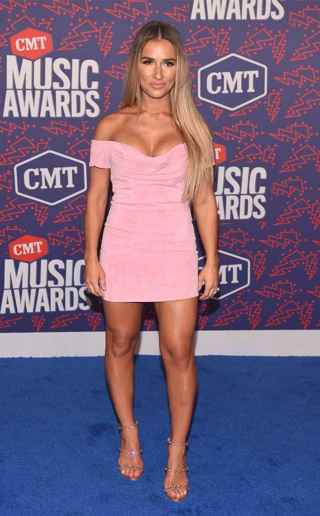 Jessie James Decker from CMT Music Awards 2019: Red Carpet ...