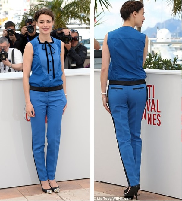 Cannes Film Festival 2013: Photos of Berenice Bejo and the cast of The Past and A Touch of Sin