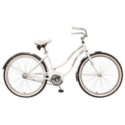 Mantis Ladies Beach Hopper Bike in White - 62226-9