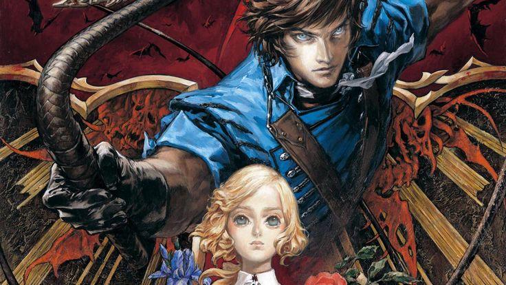 Rondo of blood Castlevania dracula x Video game Annette Konami