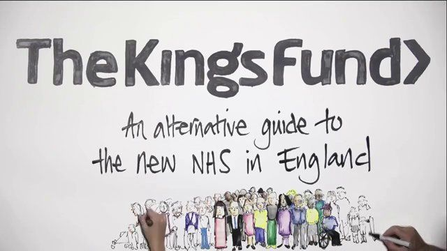 This animation gives a whistle-stop tour of where the NHS is now – how the new organisations work and fit together – and explains that our new system is as much a product of politics and circumstance as design.