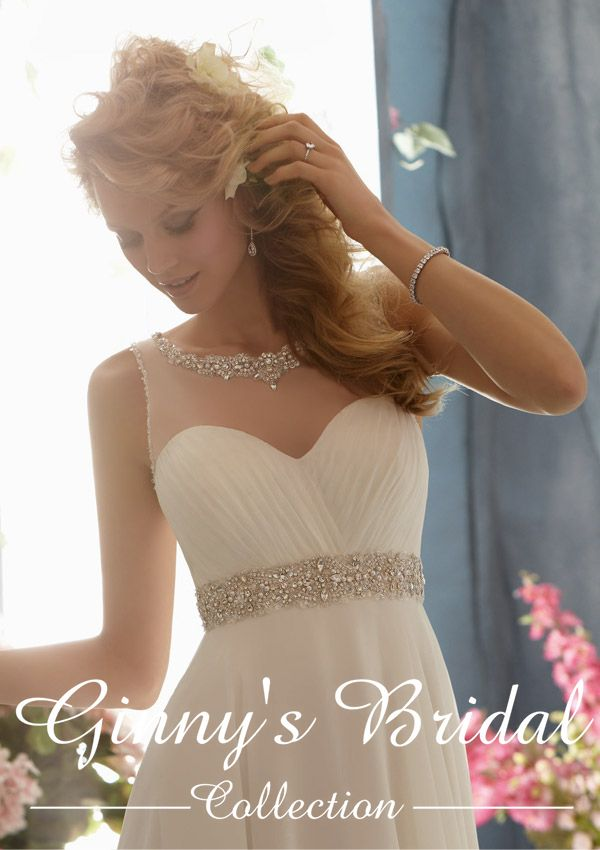 Voyage by Mori Lee Bridal Gown 6764