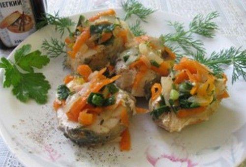 Как приготовить минтай с овощами, тушеный на сковороде. Ингредиенты. Пошаговое описание вкусного и полезного рыбного блюда в качестве второго.