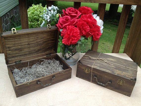 Garçons d'honneur rustique cadeau coffret par shabbyweddingdecor