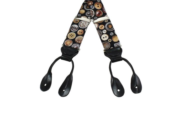 Buttons Suspenders