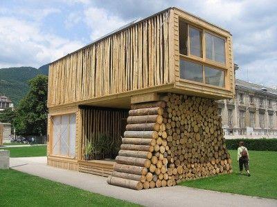 89 best casas prefabricadas images on pinterest modular homes prefab homes and prefabricated home - In house casas prefabricadas ...
