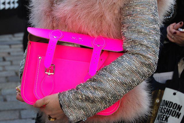 {via Make Your Own Fashion Show | 08 March 2012 }  #Neon