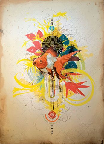BEAUTIFUL Blaine Fontana 'I Dream Of...' Series Prints Available - PostersandPrints - An Urban Street Art Blog - A Blog About Limited Editio...