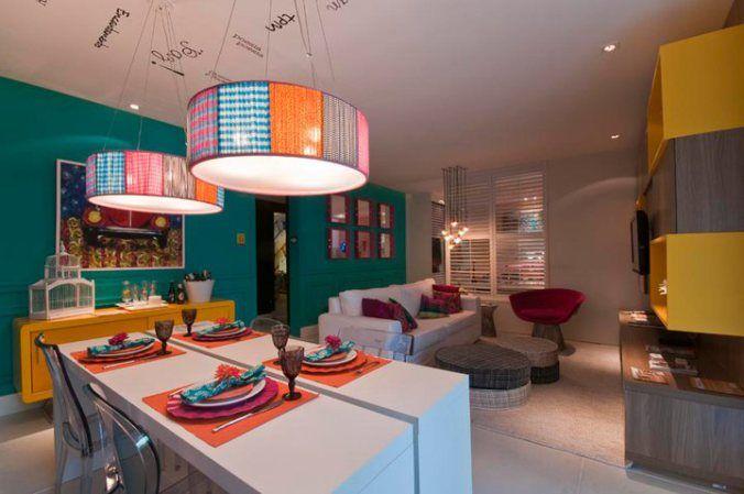Interiores apartamento de meninas 6