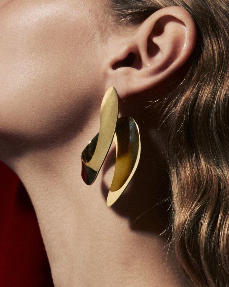 Caracole earrings
