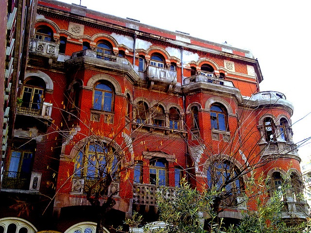 Red House, Thessaloniki, Greece