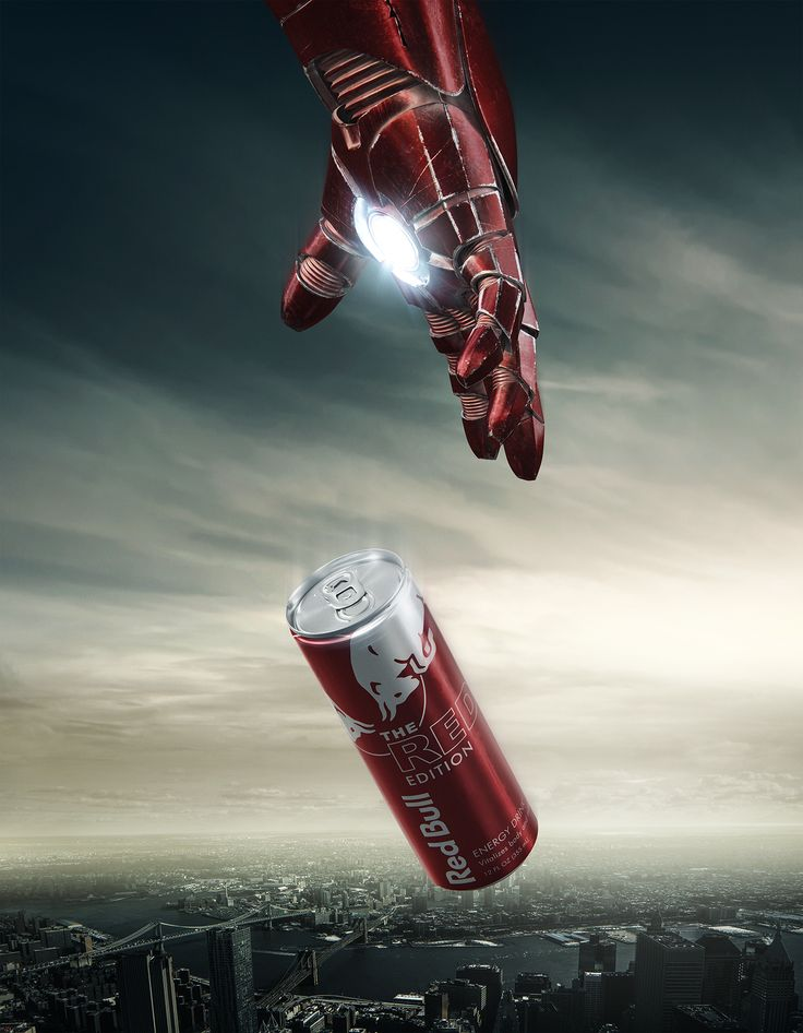 Red Bull - Gives You Wings on Behance