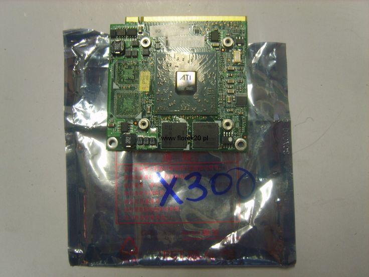 Karta Graficzna ATI Radeon X300