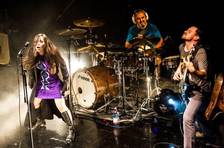 Crisálida estrena su nuevo disco 'Terra ancestral' en vivo – ♫