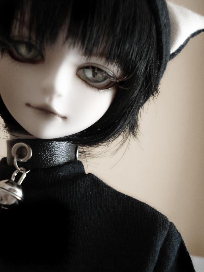 использование картинки готических кукол с короткими волосами нее готовят как