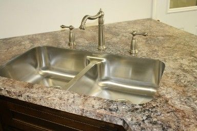 Quot Integrated Quot Undermount Stainless Sink No Edge Or Ridge