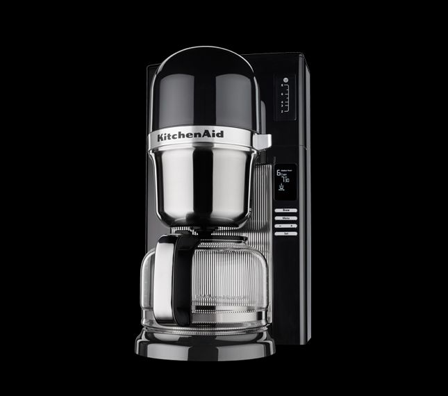 The Onyx Black Custom Pour Over Coffee Brewer is the appliance of my holiday dreams. Declare and Share your favourite KitchenAid small appliance for a chance to win it!