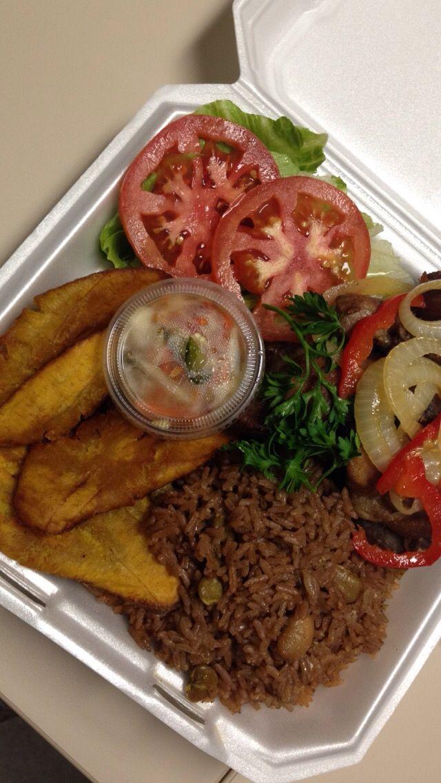 Griot comple #Haitianfood #Haiti #Ayiti #griot #Haitiancuisine