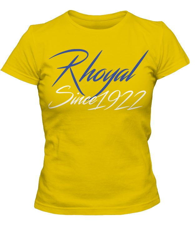 Sigma Gamma Rho RHOyal Since 1922
