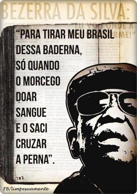 O grande mestre Bezerra da Silva!