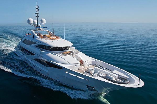 Papi du Papi ISA Yachts 500 - Superyachts for sale - SuperYacht World