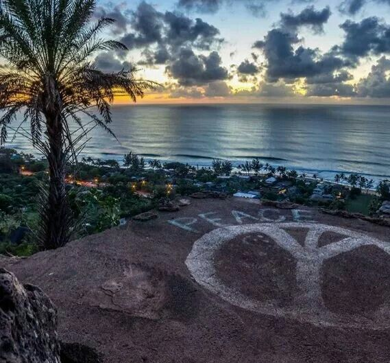 Peaceful Places In Hawaii: 1000+ Ideas About Peace Signs On Pinterest