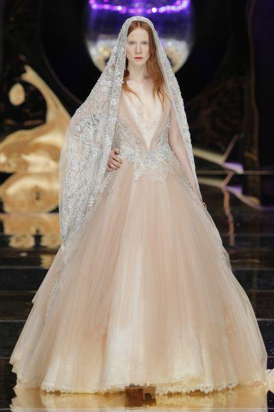 Vestidos de novia de color 2017: 27 diseños para ser diferente al resto Image: 26