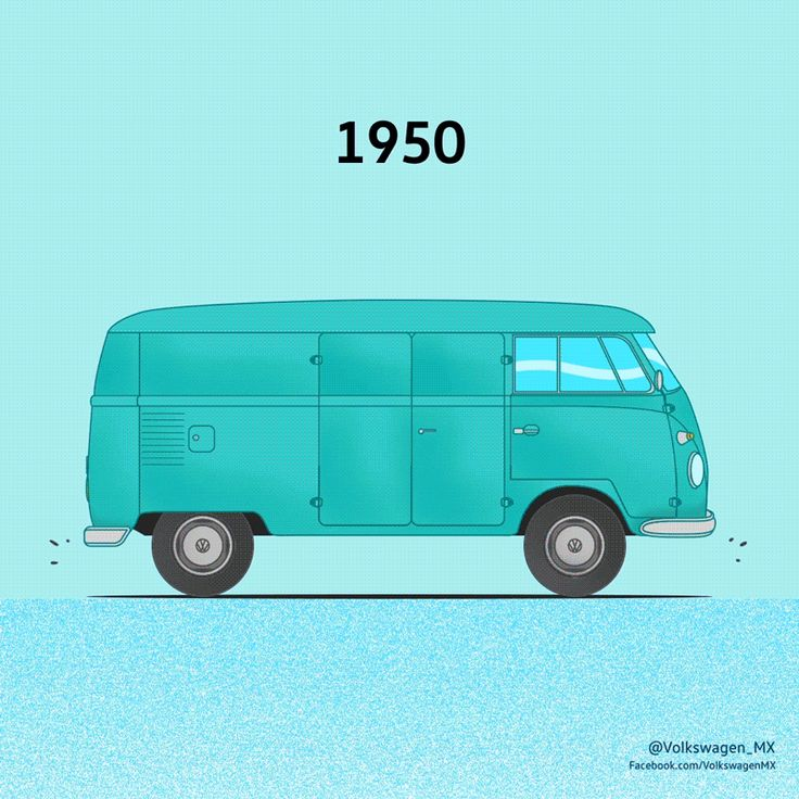 The Volkswagen old evolution classics. See How Much Volusia gen Has Evolved Since 1950, T.