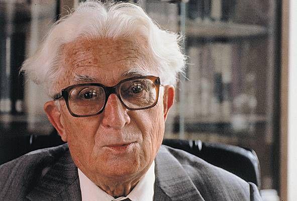 Fernand Braudel Fernand Braudel, historien français (en 1985).