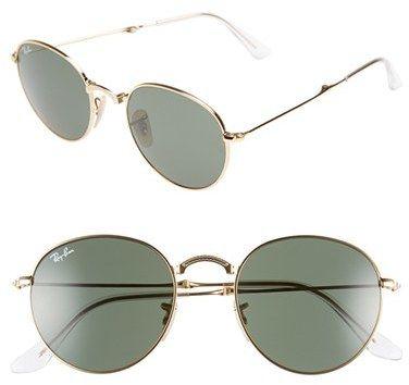 Ray-Ban 50mm Folding Sunglasses - $200.00