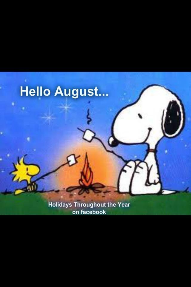 August Hello | Hello August