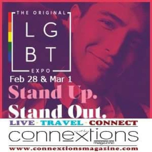 #ConnextionsMag the #LGBTtravel #Magazine will attend @thelgbtexpo in #NewYork #NY for the 5th year in a row & we have #FREE tickets!  Want to win a pair of tickets?  Here's how: 1. Follow us on instagram & Like at least 10 of our pics. Like more for more chances to win.  2. Tag your friends for extra chances to win!  3. Comments also get extra points!  #theLGBTExpo #GayExpo #GayCruise #Destination #LGBT #GLBT #gaytravel #lesbiantravel #bisexual #trans #transgender #transworld #instagay ...