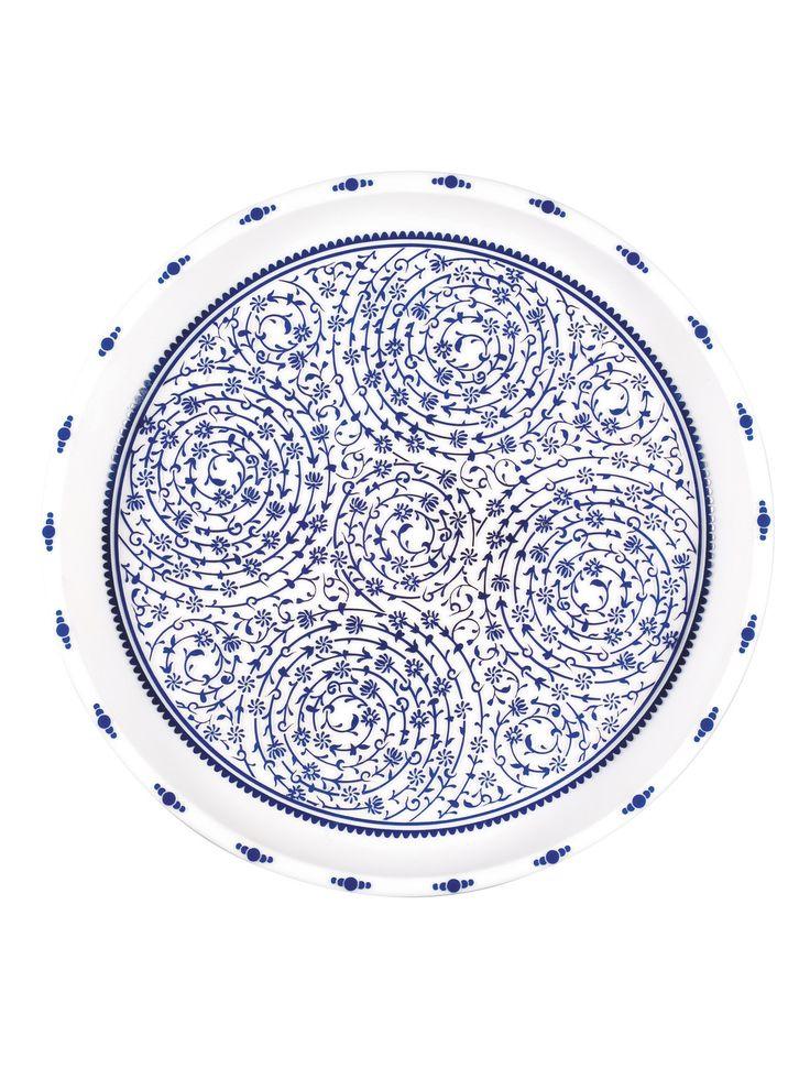 paşabahçe-Haliç işi tabak-%100 el imalatı-Opal cam üzerine derin rölyef desenli-Üretimi 2000 adet-