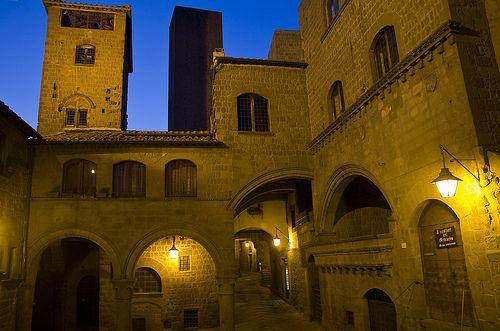Viterbo e la Tuscia Viterbese - Quartiere Medievale #TuscanyAgriturismoGiratola