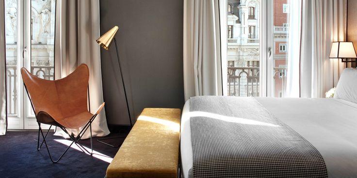 The Principal Madrid Hotel (Madrid, Spain) | Jetsetter